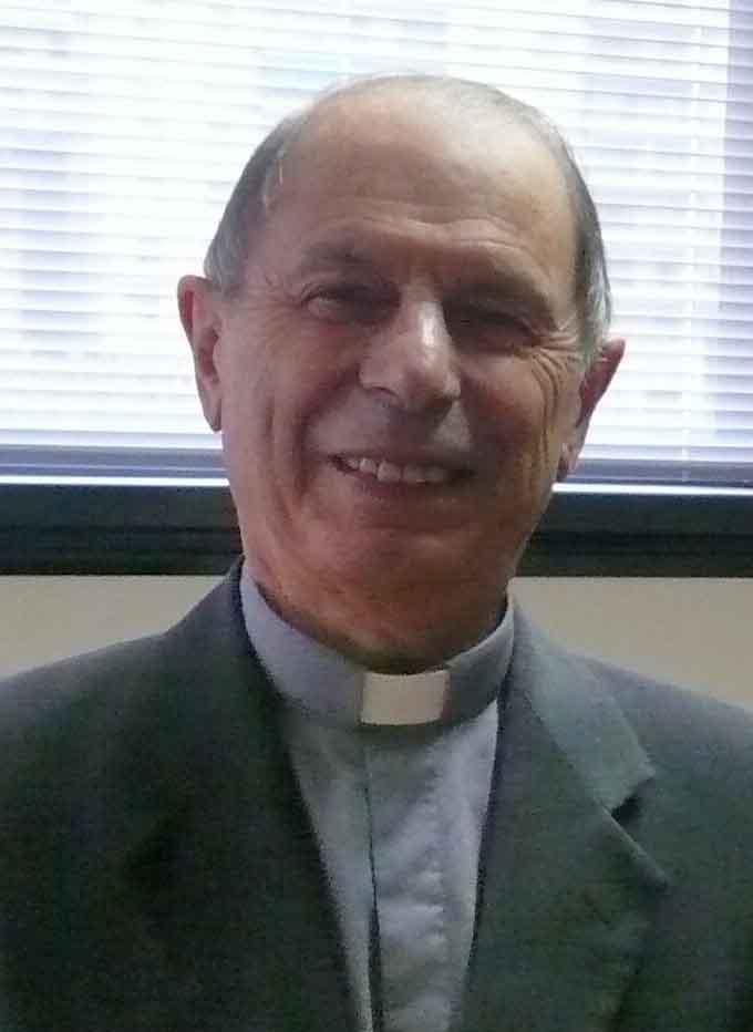 Monsignore Luigi Molinari