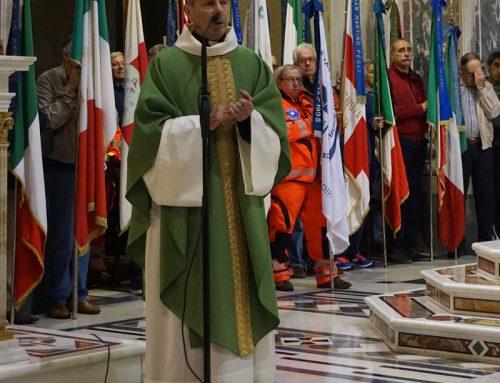 Pellegrinaggio alla Guardia, indirizzo di saluto di Monsignor Molinari
