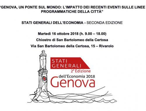 Genova, un ponte sul mondo: l'impatto dei recenti eventi sulle linee programmatiche della città