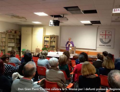 I Cappellani ricordano i fedeli defunti nelle aziende