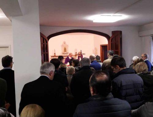 Sabato 15 dicembre il cappellani del lavoro hanno commemorato i settantacinque anni della loro attività pastorale
