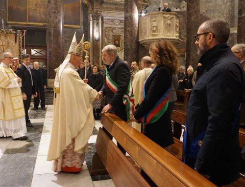 "Omelia del Cardinale Angelo Bagnasco ""Nessuno deve rimanere indietro"""