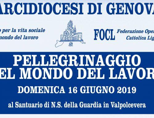 Pellegrinaggio Diocesano per il Mondo del Lavoro