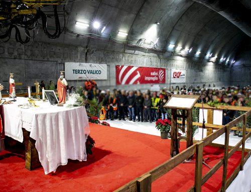 S.S. Messa di S. Barbara presso COCIV