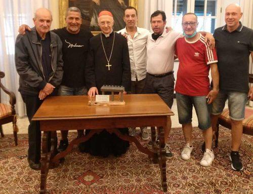 L'ultimo atto di Sua Eminenza il Cardinale Angelo Bagnasco