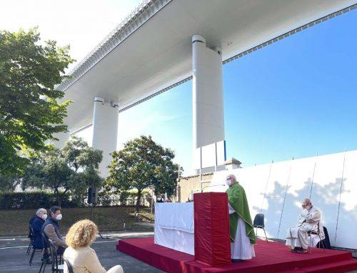 S. Messa presso Ansaldo Energia – Genova Campi 28 maggio 2021 indirizzo di saluto di don Frano Molinari