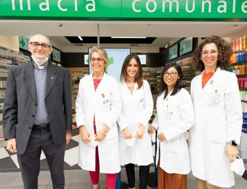 Nuova Farmacia Comunale Genova Terminal
