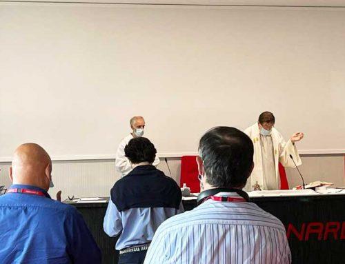 Santa Messa 29 settembre in Leonardo